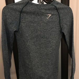 Gymshark Tops - Gymshark Seamless Long Sleeve Top (TODAY ONLY $19)